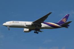 Deepさんが、成田国際空港で撮影したタイ国際航空 777-2D7の航空フォト(飛行機 写真・画像)
