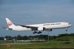 JA8037さんが、成田国際空港で撮影した日本航空 777-346/ERの航空フォト(飛行機 写真・画像)