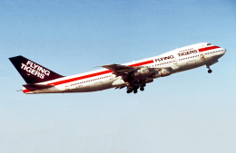 A-330さんが、横田基地で撮影したフライング・タイガー・ライン 747-133の航空フォト(飛行機 写真・画像)