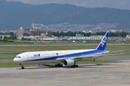 Deepさんが、伊丹空港で撮影した全日空 777-381の航空フォト(飛行機 写真・画像)