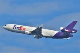 B747‐400さんが、成田国際空港で撮影したフェデックス・エクスプレス MD-11Fの航空フォト(飛行機 写真・画像)