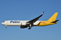B747‐400さんが、成田国際空港で撮影したポーラーエアカーゴ 767-3JHF(ER)の航空フォト(飛行機 写真・画像)