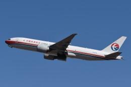 B747‐400さんが、成田国際空港で撮影した中国貨運航空 777-F6Nの航空フォト(飛行機 写真・画像)
