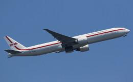 VIPERさんが、羽田空港で撮影したインドネシア政府 777-3U3/ERの航空フォト(飛行機 写真・画像)
