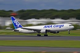 Souma2005さんが、成田国際空港で撮影した全日空 767-381/ER(BCF)の航空フォト(飛行機 写真・画像)