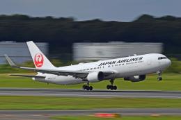Souma2005さんが、成田国際空港で撮影した日本航空 767-346/ERの航空フォト(飛行機 写真・画像)