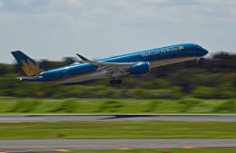 Souma2005さんが、成田国際空港で撮影したベトナム航空 A350-941の航空フォト(飛行機 写真・画像)