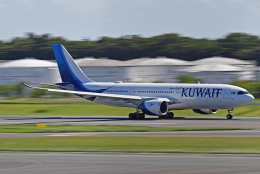 Souma2005さんが、成田国際空港で撮影したクウェート航空 A330-841の航空フォト(飛行機 写真・画像)