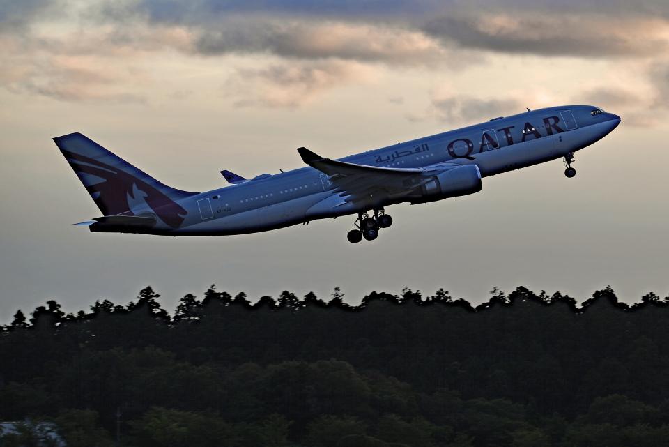 Souma2005さんのカタールアミリフライト Airbus A330-200 (A7-HJJ) 航空フォト