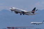 LAX Spotterさんが、ロサンゼルス国際空港で撮影したエア・カナダ 737-8-MAXの航空フォト(飛行機 写真・画像)