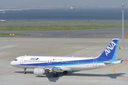 航空フォト:JA8383 全日空 A320