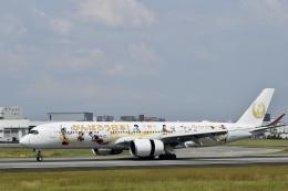 東亜国内航空さんが、伊丹空港で撮影した日本航空 A350-941の航空フォト(飛行機 写真・画像)