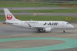 MOR1(新アカウント)さんが、福岡空港で撮影したジェイエア ERJ-170-100 (ERJ-170STD)の航空フォト(飛行機 写真・画像)