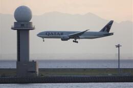 航空フォト:A7-BFU カタール航空カーゴ 777-200