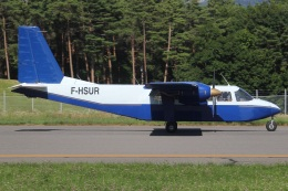 MOR1(新アカウント)さんが、松本空港で撮影したuntitled BN-2A-21 Islanderの航空フォト(飛行機 写真・画像)