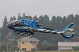 MOR1(新アカウント)さんが、鹿児島空港で撮影したオートパンサー EC130T2 (H130)の航空フォト(飛行機 写真・画像)