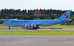 Rsaさんが、成田国際空港で撮影した大韓航空 747-8HTFの航空フォト(飛行機 写真・画像)