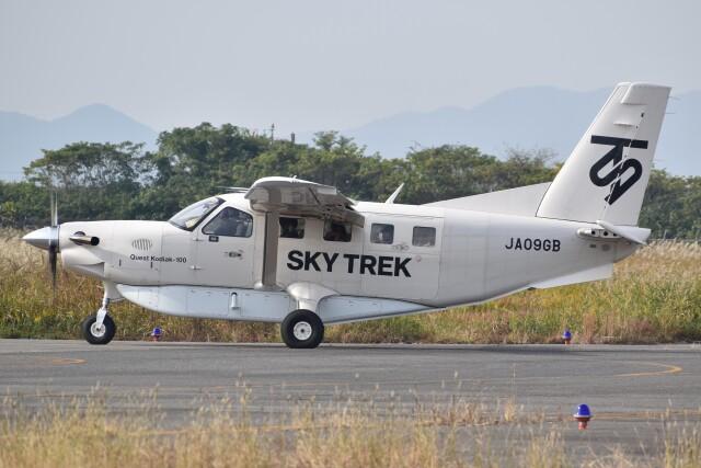 とびたさんが、岡南飛行場で撮影したスカイトレック Kodiak 100の航空フォト(飛行機 写真・画像)