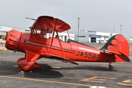 とびたさんが、岡南飛行場で撮影した日本個人所有 YMF-F5Cの航空フォト(飛行機 写真・画像)