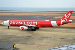amagoさんが、中部国際空港で撮影したタイ・エアアジア・エックス A330-343Xの航空フォト(飛行機 写真・画像)