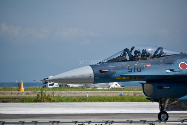 JE6SDWさんが、築城基地で撮影した航空自衛隊 F-2Aの航空フォト(飛行機 写真・画像)