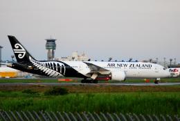 アルビレオさんが、成田国際空港で撮影したニュージーランド航空 787-9の航空フォト(飛行機 写真・画像)