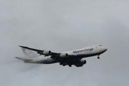 rangeroverさんが、成田国際空港で撮影した日本貨物航空 747-8KZF/SCDの航空フォト(飛行機 写真・画像)