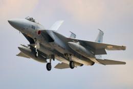 だいふくさんが、岐阜基地で撮影した航空自衛隊 F-15J Eagleの航空フォト(飛行機 写真・画像)