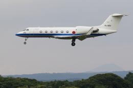 虎太郎19さんが、築城基地で撮影した航空自衛隊 U-4 Gulfstream IV (G-IV-MPA)の航空フォト(飛行機 写真・画像)