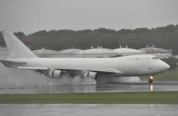 エルさんが、成田国際空港で撮影したアトラス航空 747-4KZF/SCDの航空フォト(飛行機 写真・画像)