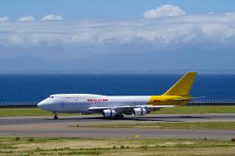 yabyanさんが、中部国際空港で撮影したカリッタ エア 747-4H6M(BCF)の航空フォト(飛行機 写真・画像)