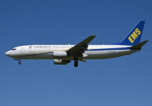 航空フォト:B-5132 中国郵政航空 737-800