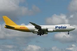 木人さんが、成田国際空港で撮影したポーラーエアカーゴ 747-87UF/SCDの航空フォト(飛行機 写真・画像)