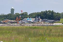 Double_Hさんが、築城基地で撮影した航空自衛隊 F-15DJ Eagleの航空フォト(飛行機 写真・画像)