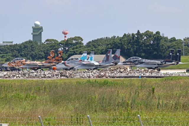 築城基地 - Tsuiki Airbase [RJFZ]で撮影された築城基地 - Tsuiki Airbase [RJFZ]の航空機写真(フォト・画像)