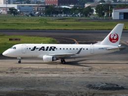 FT51ANさんが、宮崎空港で撮影したジェイエア ERJ-170-100 (ERJ-170STD)の航空フォト(飛行機 写真・画像)