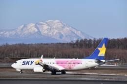 航空フォト:JA73NJ スカイマーク 737-800
