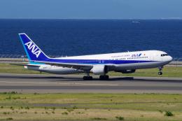yabyanさんが、中部国際空港で撮影した全日空 767-381/ERの航空フォト(飛行機 写真・画像)