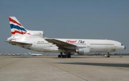 hs-tgjさんが、ドンムアン空港で撮影したオリエント・タイ航空 L-1011-385-1 TriStar 1の航空フォト(飛行機 写真・画像)