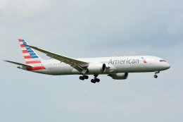 アルビレオさんが、成田国際空港で撮影したアメリカン航空 787-9の航空フォト(飛行機 写真・画像)