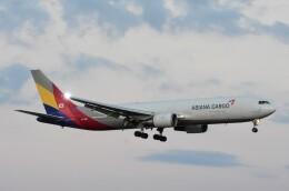 M.Tさんが、関西国際空港で撮影したアシアナ航空 767-38EF/ERの航空フォト(飛行機 写真・画像)