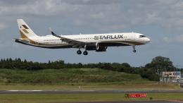 航空フォト:B-58205 スターラックス・エアラインズ A321neo