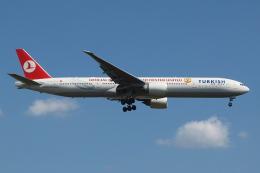 Deepさんが、成田国際空港で撮影したターキッシュ・エアラインズ 777-35R/ERの航空フォト(飛行機 写真・画像)