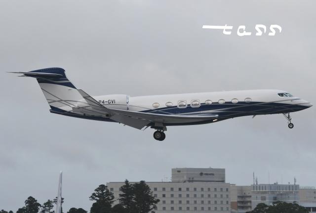tassさんが、成田国際空港で撮影したABS Jetsの航空フォト(飛行機 写真・画像)