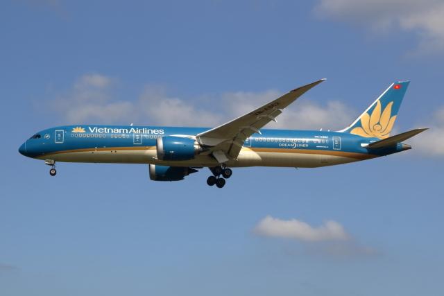 ▲®さんが、成田国際空港で撮影したベトナム航空 787-9の航空フォト(飛行機 写真・画像)