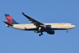 Deepさんが、成田国際空港で撮影したデルタ航空 A330-223の航空フォト(飛行機 写真・画像)