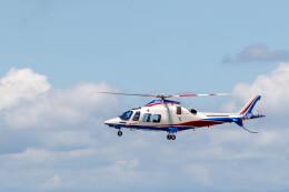 pcmediaさんが、静岡空港で撮影した静岡エアコミュータ AW109SPの航空フォト(飛行機 写真・画像)