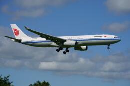 IMP.TIさんが、成田国際空港で撮影した中国国際航空 A330-343Xの航空フォト(飛行機 写真・画像)
