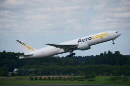 IMP.TIさんが、成田国際空港で撮影したアエロ・ロジック 777-FZNの航空フォト(飛行機 写真・画像)
