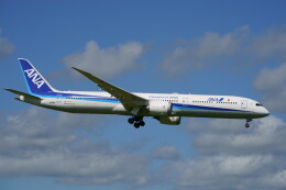 IMP.TIさんが、成田国際空港で撮影した全日空 787-10の航空フォト(飛行機 写真・画像)